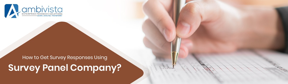 How to Get Survey Responses Using Survey Panel Company?