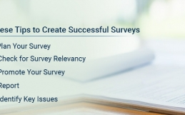 Follow These Tips to Create Successful Surveys